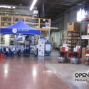 Canada Location Holds Open House
